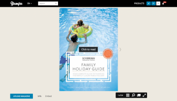 Sovereign Family Holiday Guide