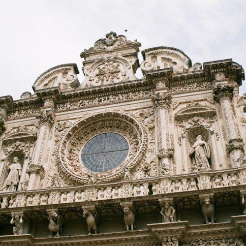 Church in Lecce