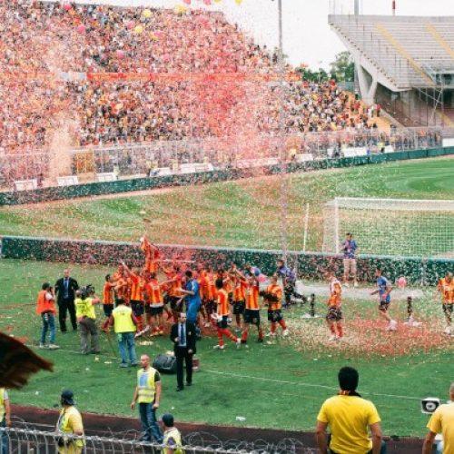 Lecce in Serie A